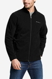 Rubber Jackets: Men's Quest Fleece Full-Zip Jacket