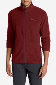 Insulated Jackets: Men's Quest Fleece Full-Zip Jacket