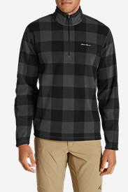 Men's Quest 1/4-Zip - Print