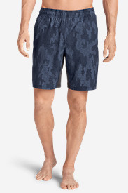 Men's Meridian Unlined Shorts - Patterned