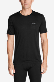 Men's Lightweight FreeDry® Merino Hybrid Baselayer Short-Sleeve Crew