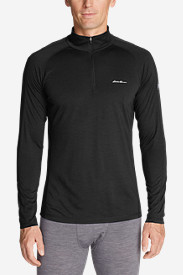 Men's Heavyweight FreeDry® Merino Hybrid Baselayer 1/4-Zip