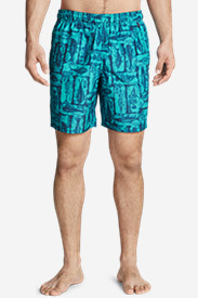 Men's Amphib Tidal Shorts - 8""