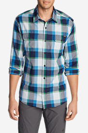 Men's Eddie Bauer Expedition Flannel Shirt