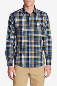 Men's Eddie Bauer Expedition Performance Flannel Shirt