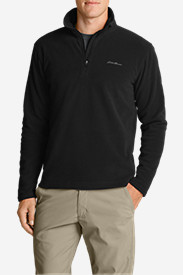 Winter Coats: Men's Quest 150 Fleece 1/4-Zip Pullover