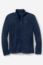 Blue Jackets: Men's Quest 150 Fleece Full-Zip Jacket