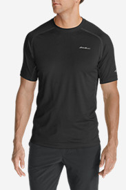 Black Shirts for Men: Men's Resolution Short-Sleeve T-Shirt