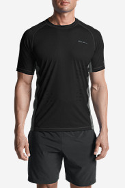 Black Shirts for Men: Men's Resolution Quantum Short-Sleeve T-Shirt