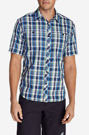 Travel Shirts for Men: Men's Greenpoint Short-Sleeve Shirt