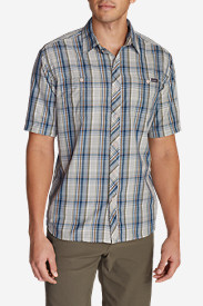 Big & Tall Shirts for Men: Men's Greenpoint Short-Sleeve Shirt