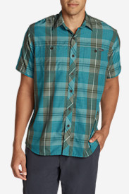 Blue Shirts for Men: Men's Greenpoint Short-Sleeve Shirt