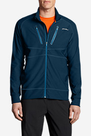 Blue Jackets: Men's Movement Jacket