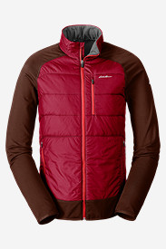 Red Jackets: Men's IgniteLite Hybrid Jacket