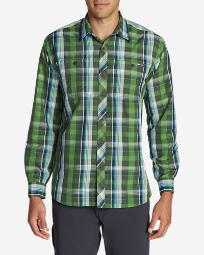 Green Shirts for Men: Men's Greenpoint Long-Sleeve Shirt