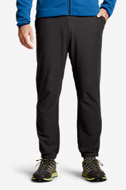 Workout Pants for Men: Men's Crossover Pants