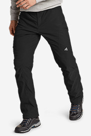 Stretch Cargo Pants for Men: Men's Lined Guide Pants