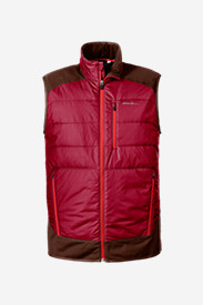 Red Vests: Men's IgniteLite Hybrid Vest