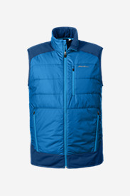 Big & Tall Vests for Men: Men's IgniteLite Hybrid Vest