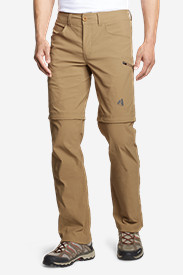 Mens Ski Pants: Men's Guide Pro Convertible Pants