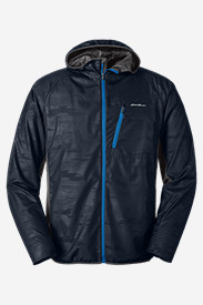 Blue Jackets: Men's Meridian Hybrid Jacket