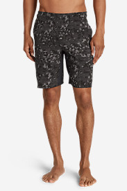 Big & Tall Shorts for Men: Men's Meridian 9' Shorts - Pattern