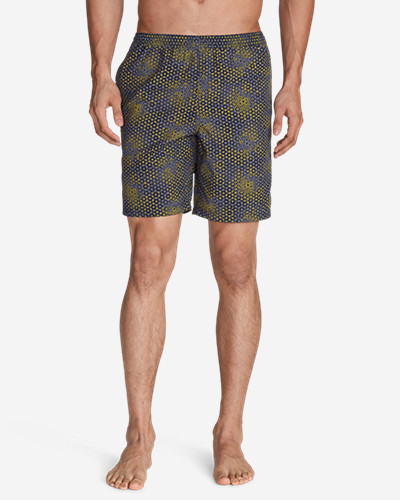 Nylon Shorts for Men: Men's Tidal II Shorts - Print