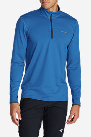 Blue Shirts for Men: Men's Resolution IR 1/4-Zip