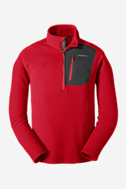 Red Jackets: Men's Cloud Layer Pro 1/4-Zip Pullover