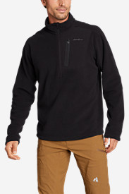 Hiking Jackets: Men's Cloud Layer Pro 1/4-Zip Pullover