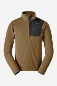 Green Jackets for Men: Men's Cloud Layer Pro 1/4-Zip Pullover