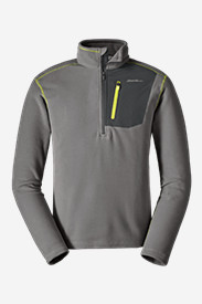 Insulated Jackets: Men's Cloud Layer Pro 1/4-Zip Pullover