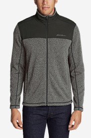 Men's Radiator Pro Sweater Fleece Full-Zip Jacket