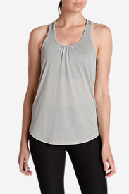 Comfortable Tops for Women: Women's Resolution Burnout Tank Top