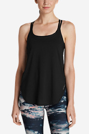 Women's Resolution Burnout Double Up Cami