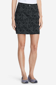 Spandex Skirts for Women: Women's Horizon Skort - Print