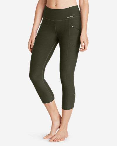 Eddie Bauer Trail Tight Capris