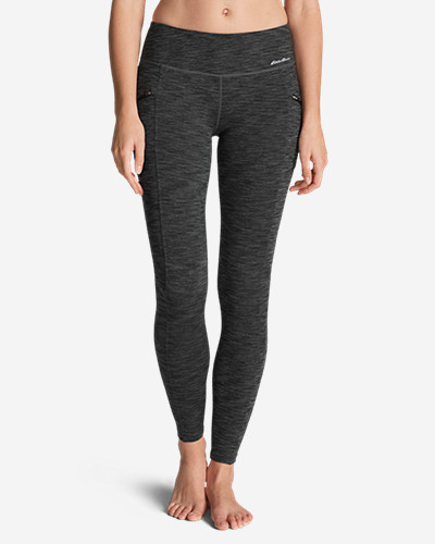 Eddie Bauer Trail Tight Leggings - 2D Heather