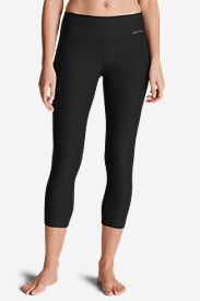 Women's Crossover Fleece Leggings