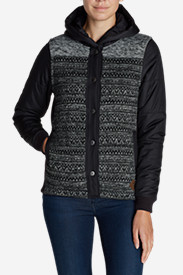 Insulated Jackets for Women: Women's Radiator Westerly Jacket - Pattern
