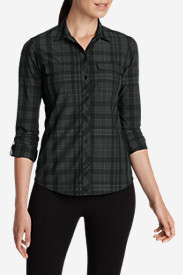 Women's Departure Shirt - Plaid