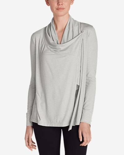 Women's Daisy Button Wrap by Eddie Bauer