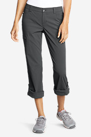 Tall Pants for Women: Women's Horizon Roll-Up Pants
