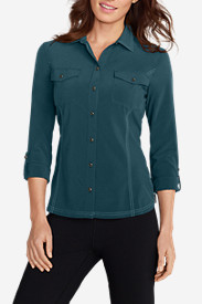 Women's Departure Long-Sleeve Shirt