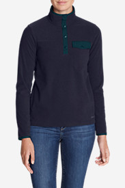 Women's Quest Fleece Snap-Neck Pullover