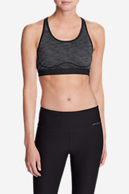 Women's Movement Bra - 2D Heather