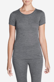 Women's Lightweight FreeDry® Merino Hybrid Baselayer Short-Sleeve Crew