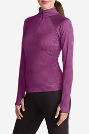 Women's Incendiary 1/4-Zip Pullover Shirt