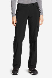 Water Resistant Pants for Women: Women's Polar Fleece-Lined Pants