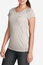 Comfortable Tops for Women: Women's Resolution Short-Sleeve T-Shirt